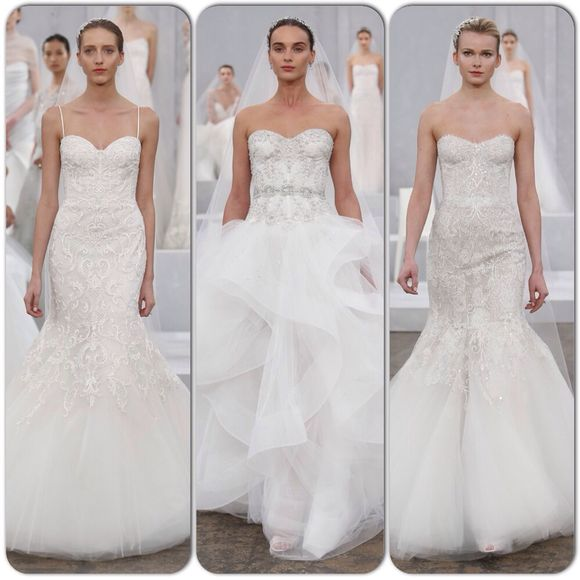 Bridal Fashion Show Spring 2015 - Monique Lhuillier